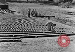 Image of brick making China, 1938, second 7 stock footage video 65675050389