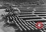 Image of brick making China, 1938, second 11 stock footage video 65675050389
