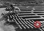 Image of brick making China, 1938, second 12 stock footage video 65675050389