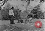 Image of bean cakes China, 1938, second 3 stock footage video 65675050390