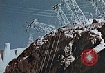 Image of hydroelectric power plant United States USA, 1958, second 9 stock footage video 65675050394