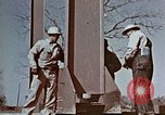Image of oil refinery United States USA, 1958, second 8 stock footage video 65675050395