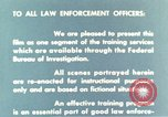 Image of car theft United States USA, 1970, second 6 stock footage video 65675050403