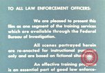 Image of car theft United States USA, 1970, second 10 stock footage video 65675050403
