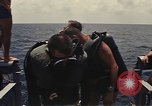 Image of Aquanauts Gulf of Mexico, 1965, second 7 stock footage video 65675050405
