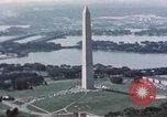 Image of Washington Monument Washington DC USA, 1954, second 2 stock footage video 65675050409