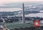 Image of Washington Monument Washington DC USA, 1954, second 8 stock footage video 65675050409