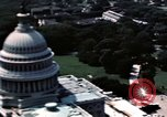 Image of White House Washington DC USA, 1954, second 5 stock footage video 65675050410