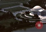 Image of Jefferson Memorial Washington DC USA, 1954, second 7 stock footage video 65675050412