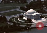Image of Jefferson Memorial Washington DC USA, 1954, second 8 stock footage video 65675050412
