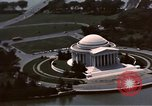 Image of Jefferson Memorial Washington DC USA, 1954, second 10 stock footage video 65675050412
