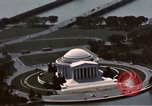 Image of Jefferson Memorial Washington DC USA, 1954, second 12 stock footage video 65675050412