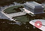 Image of Lincoln Memorial Washington DC USA, 1954, second 9 stock footage video 65675050413