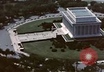 Image of Lincoln Memorial Washington DC USA, 1954, second 12 stock footage video 65675050413