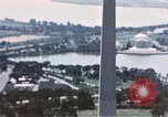Image of Washington Monument Washington DC USA, 1954, second 6 stock footage video 65675050415
