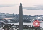 Image of Washington Monument Washington DC USA, 1954, second 7 stock footage video 65675050415