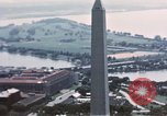 Image of Washington Monument Washington DC USA, 1954, second 9 stock footage video 65675050415