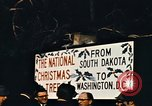 Image of National Christmas tree Washington DC USA, 1970, second 5 stock footage video 65675050416