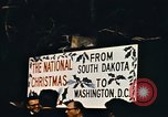 Image of National Christmas tree Washington DC USA, 1970, second 8 stock footage video 65675050416