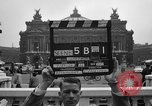 Image of Opera House Paris France, 1956, second 1 stock footage video 65675050419