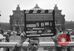 Image of Opera House Paris France, 1956, second 3 stock footage video 65675050419