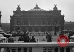 Image of Opera House Paris France, 1956, second 5 stock footage video 65675050419
