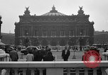 Image of Opera House Paris France, 1956, second 6 stock footage video 65675050419