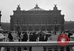 Image of Opera House Paris France, 1956, second 7 stock footage video 65675050419