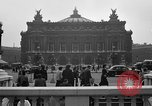 Image of Opera House Paris France, 1956, second 8 stock footage video 65675050419