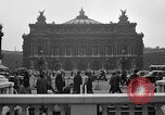 Image of Opera House Paris France, 1956, second 9 stock footage video 65675050419