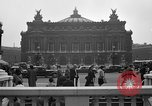 Image of Opera House Paris France, 1956, second 10 stock footage video 65675050419