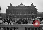 Image of Opera House Paris France, 1956, second 11 stock footage video 65675050419