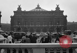 Image of Opera House Paris France, 1956, second 12 stock footage video 65675050419