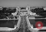 Image of Palace Chaillot Paris France, 1956, second 12 stock footage video 65675050424