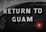 Image of George Ray Tweed Guam, 1944, second 4 stock footage video 65675050428