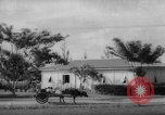 Image of road construction Guam, 1939, second 1 stock footage video 65675050432