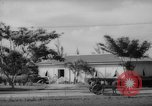 Image of road construction Guam, 1939, second 9 stock footage video 65675050432