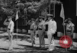 Image of American marines Guam, 1939, second 3 stock footage video 65675050436