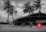 Image of flag raising exercise Guam, 1939, second 12 stock footage video 65675050438