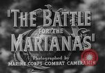 Image of capturing Guam Mariana Islands, 1944, second 6 stock footage video 65675050442