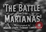 Image of capturing Guam Mariana Islands, 1944, second 11 stock footage video 65675050442