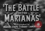 Image of capturing Guam Mariana Islands, 1944, second 12 stock footage video 65675050442