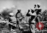 Image of flamethrowers Mariana Islands, 1944, second 2 stock footage video 65675050444