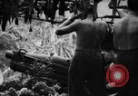 Image of American attack on Garapan Saipan Garapan Saipan Mariana Islands, 1944, second 1 stock footage video 65675050445