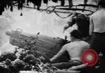 Image of American attack on Garapan Saipan Garapan Saipan Mariana Islands, 1944, second 4 stock footage video 65675050445