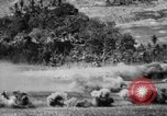 Image of American attack on Garapan Saipan Garapan Saipan Mariana Islands, 1944, second 10 stock footage video 65675050445