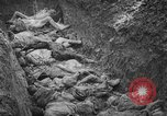 Image of funeral of concentration camp victims Poland, 1944, second 1 stock footage video 65675050452