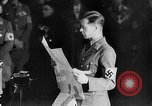 Image of German remilitarization and Anschluss Germany, 1938, second 4 stock footage video 65675050457
