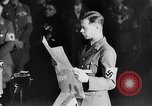 Image of German remilitarization and Anschluss Germany, 1938, second 9 stock footage video 65675050457