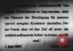 Image of Tripartite Axis-Pact Berlin Germany, 1941, second 2 stock footage video 65675050461